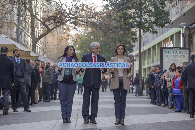 #ChaoBolsasPlásticas: hoy comienza a regir la ley que prohíbe su uso en todo el comercio de Chile