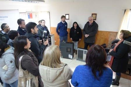 Autoridades reevaluarán Plan de Descontaminación Atmosférica de Osorno