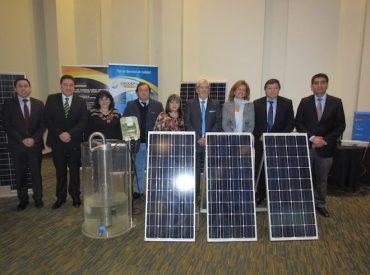 Enerpa presentó  servicios  de proyectos de eficiencia energética y  energías renovables