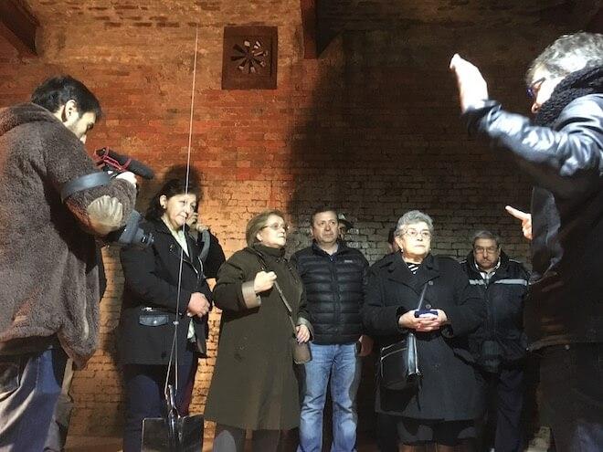 Fernando Prats inundó el Museo de Arte Contemporáneo de Valdivia con homenaje a los paleros del Riñihuazo