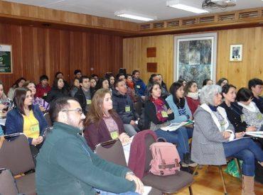 Induccion Profocap realizada en Valdivia abarcó a macro zona sur