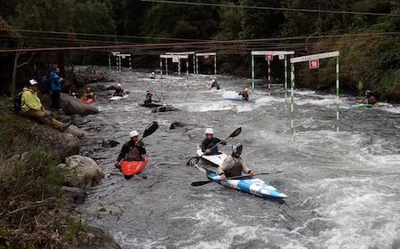 Realizarán campeonato binacional de Kayak en Coñaripe