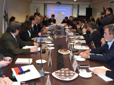 """Ministro Moreno tras la última sesión de la mesa del Plan Impulso Araucanía: """"Estamos avanzando en la senda correcta"""""""