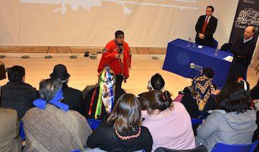 Ministro Moreno abordó junto a representantes mapuches de toda la Araucanía los avances en política indígena