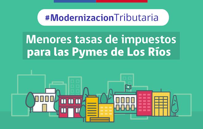 Presidente Piñera anuncia modernización al sistema tributario y 13 medidas para potenciar el desarrollo del país