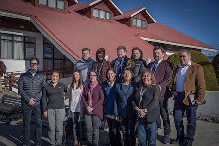 Intensa agenda llevó a cabo la intendenta de Magallanes en la capital de la Provincia de Tierra del Fuego