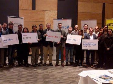 ProgramaPEM Logístico Centro Sur, realiza su Consejo Directivo en Los Ríos