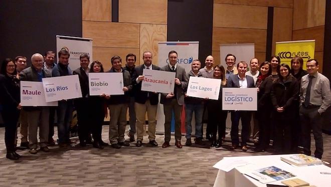 ProgramaPEM Logístico Centro Sur realiza su Consejo Directivo en Los Ríos