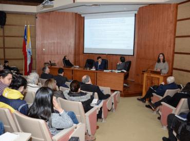 Rimisp abordó la situación nacional en materias de pobreza y desigualdad al presentar su Informe Latinoamericano 2017 en la UACh