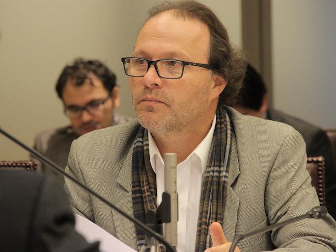 Senador De Urresti destacó los anuncios en materia de infraestructura hospitalaria para la Región de Los Ríos