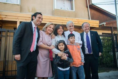 Presidente Piñera junto a ministro Monckeberg anuncia envío de proyecto sobre trabajo a distancia