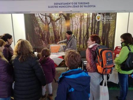 Valdivia iniciará promoción turística en San Carlos de Bariloche