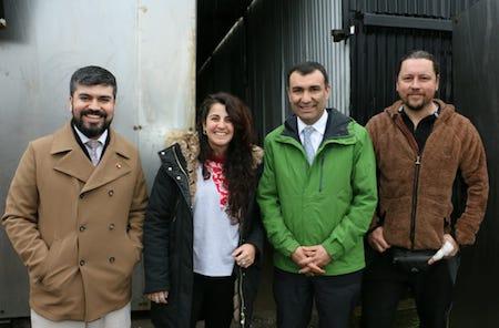 Castro inicia un cambio en el tratamiento de la basura con la instalación de puntos limpios en la comuna