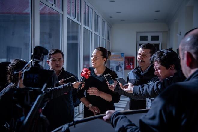 Gobierno dispuso conformación de mesa de trabajo para dar solución al problema de agua en Puerto Natales