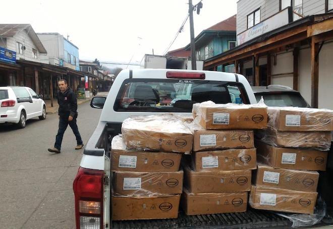 Autoridad Sanitaria ha decomisado mas de mil 800 kilos de carne en Valdivia, Paillaco y Panguipulli