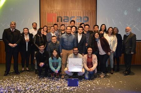 Concurso Desafío Mentoring premia idea innovadora sobre producción limpia