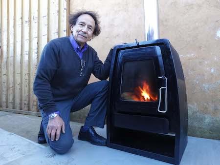 Inventan estufa ecoeficiente que promete ahorrar hasta un 75% de combustible