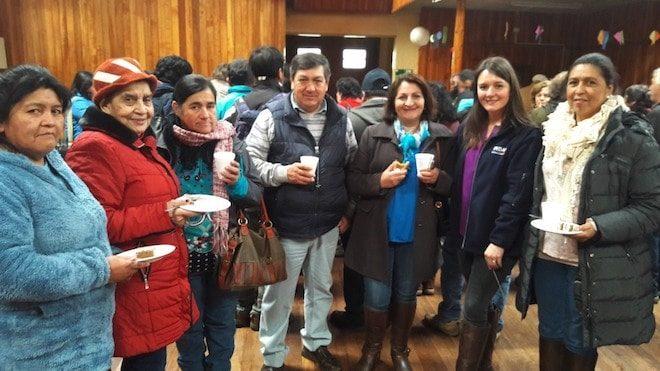 Pequeños campesinos de La Unión se informan sobre seguros agropecuarios