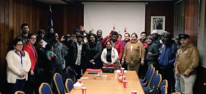 Finaliza Mes del Migrante en la región en Región de Los Lagos: iniciativa de ayuda social con mirada inclusiva