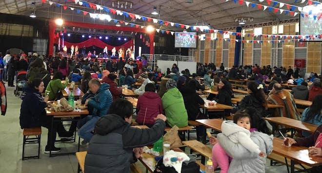Cerca de 90 mil visitas tuvo el Parque Saval en Fiesta de la Tradiciones