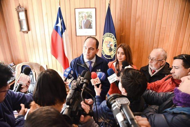 """Intendente César Asenjo: """"El Plan Araucanía mejorará la calidad de vida de los pueblos originarios de la Región de Los Ríos"""""""