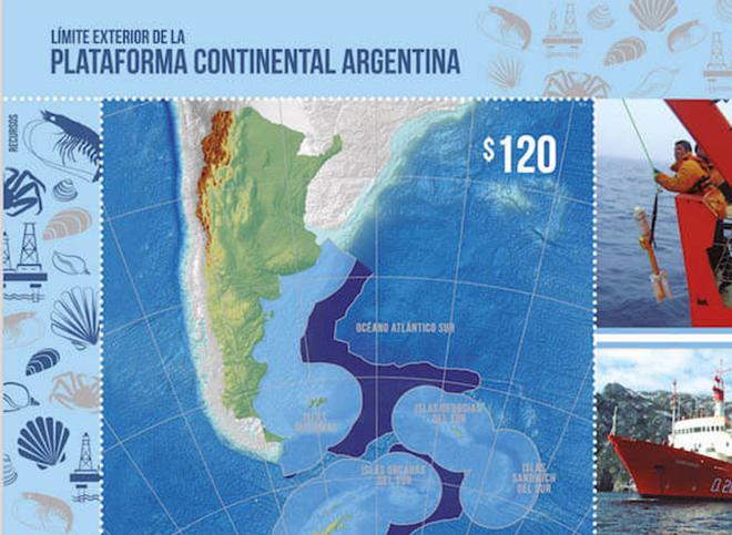 Senador Carlos Bianchi solicitó pronunciamiento de la cancillería por sello postal de Argentina en el que se incluye a territorio de Magallanes y la Antártica Chilena