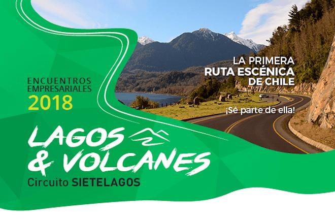 """En Panguipulli, se reunirán emprendedores y empresarios de nueva Ruta de Belleza Escénica """"Lagos & Volcanes"""""""
