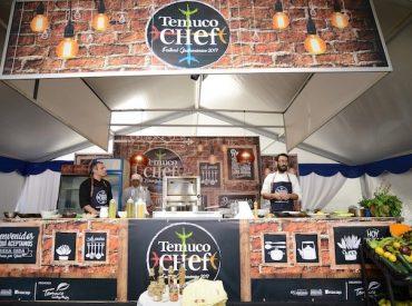Invitan a empresarios y emprendedores del país a postular a la 5ta versión de Temuco Chef