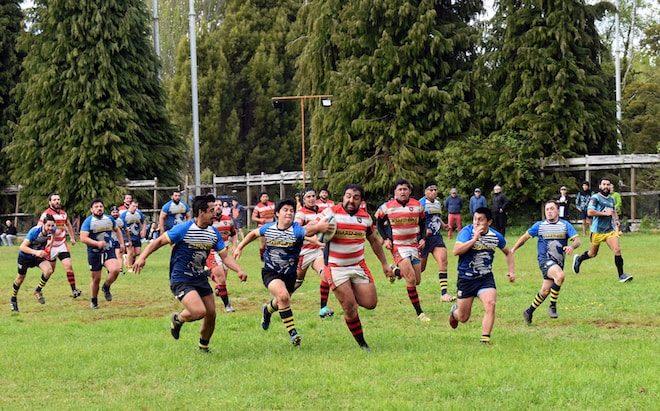 Club de Rugby Austral clasificó a la final del Campeonato de la ARUS