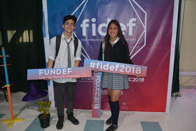 Escolares del Gran Concepción se convierten en agentes activos de la Educación Financiera