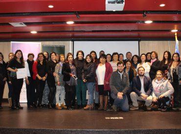 8ava Escuela de Dirigentes Sociales Santo Tomás culminó con ceremonia de certificación