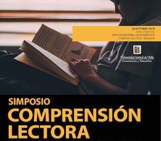 Invitan a simposio que abordará la crítica situación de la comprensión lectora a nivel nacional