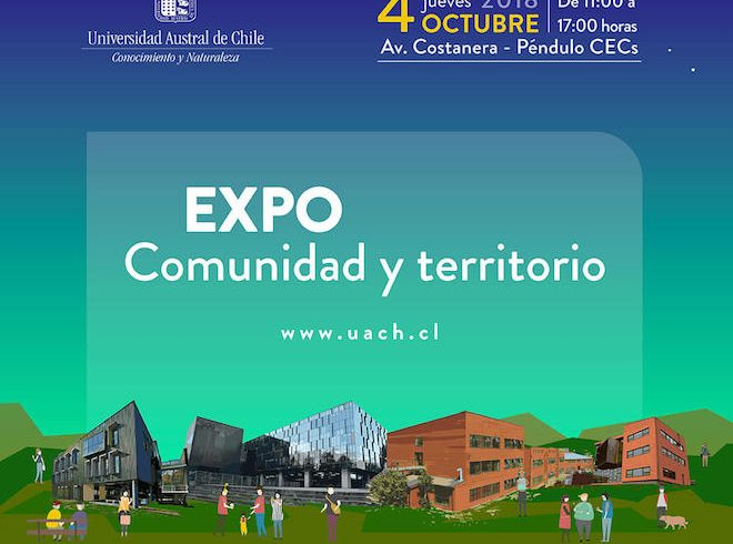 """""""Expo Comunidad y Territorio"""": UACh realizará feria en la Costanera de la Ciencia"""
