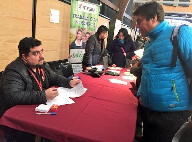 Este jueves municipio de Valdivia realizará 1º Feria Laboral Inclusiva