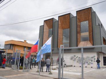 Instituto de Fomento Pesquero inauguró oficinas en Talcahuano
