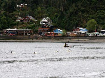 Los Molinos: una playa apta para la pesca recreativa