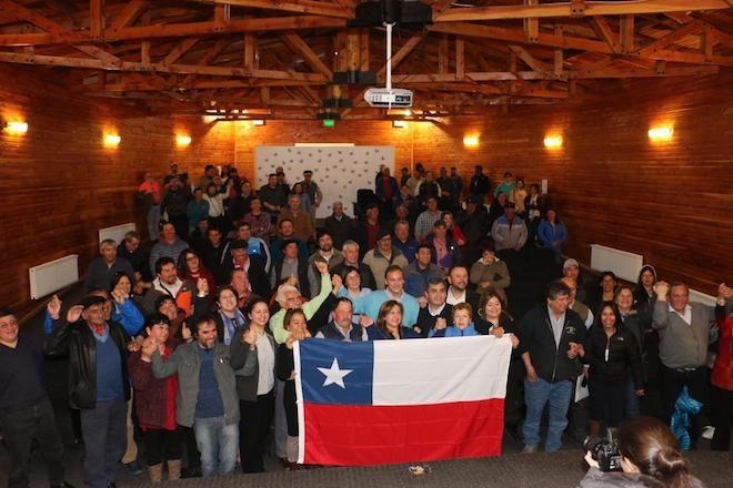 Ministro Ward alcanza emblemático acuerdo sobre límites de Parque Patagonia sin afectar fuentes laborales de Chile Chico
