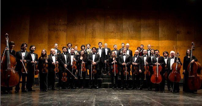 Este lunes Orquesta de Cámara de Chile inicia su gira por tres comunas