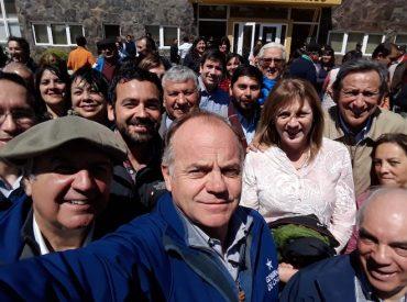 MinistroWalker encabeza primera fase del piloto del programa de Desarrollo Rural en Melipeuco