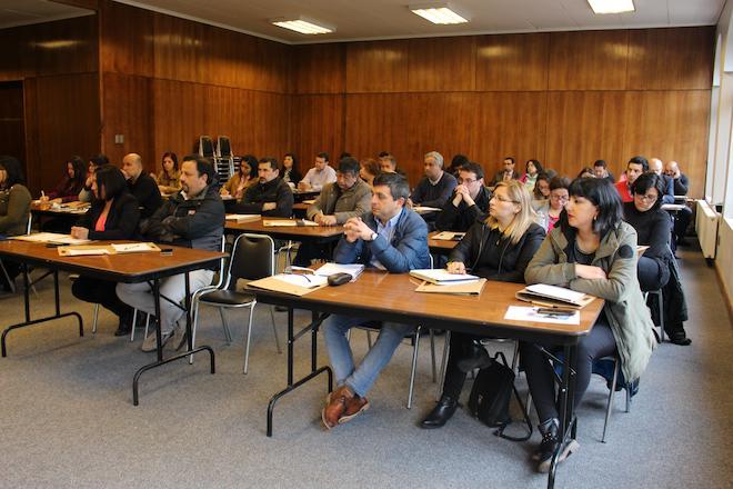 Seremi de Salud Los Ríos avanza la aplicación del protocolo de riesgos psicosociales en el trabajo