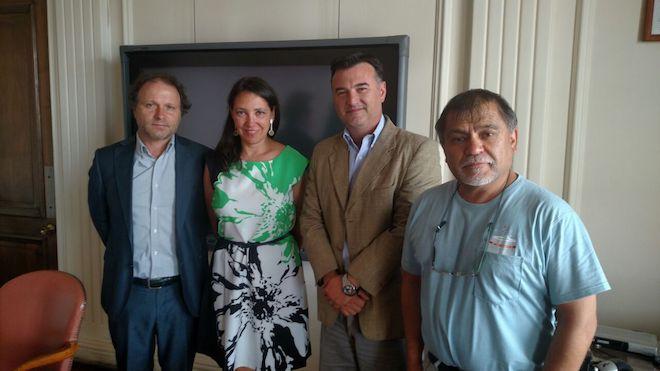 Senador Alfonso de Urresti expresó su apoyo a la demanda por una Oficina de Aduana para la Región de Los Ríos