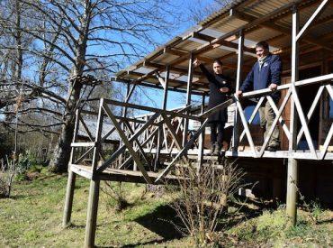 Turismo Rural Mapuche : en el corazón de INDAP