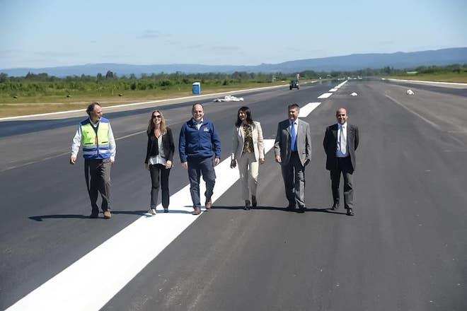 Aeródromo Pichoy retomará operaciones aéreas este sábado trasrepavimentación de pistas