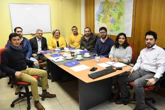 Asociación de Municipios Los Ríos concreta asesorías técnicas para comunas
