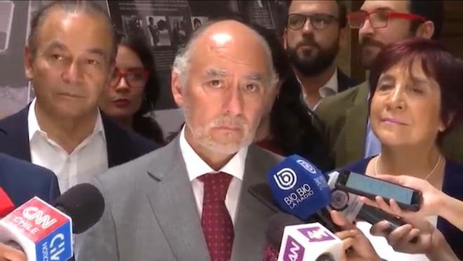 Bancadas de Oposición acuerdan interpelar a Ministro Chadwick y pedir la renuncia del Intendente de la Araucanía por muerte de joven comunero