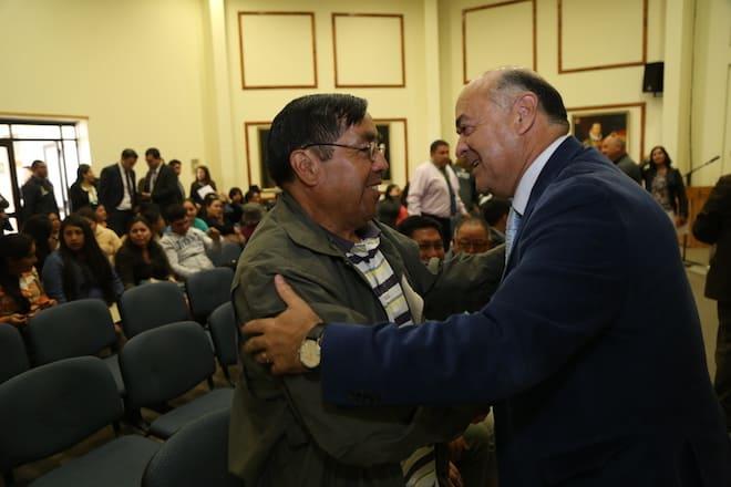 Intendencia del Biobío y comunidades mapuches de Arauco crearán mesa de trabajo