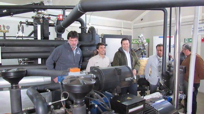Inauguran primera planta de generación de energía en base a gasificación de biomasa del país