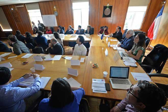 Autoridades del sector público y privado retoman la Mesa de Comercio Exterior (Comex) en la Región de Los Lagos