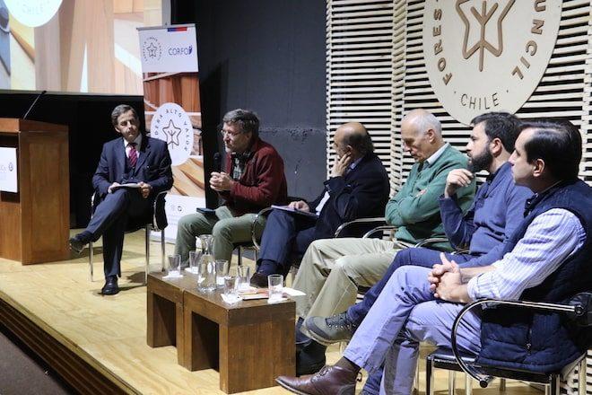 Encuentro empresarial apostó por la necesidad de crear valor y diversificación en la pyme maderera