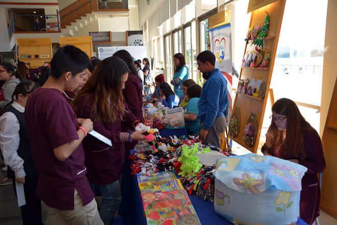 Centros de educación especial mostraron sus trabajos en Feria de Inclusión